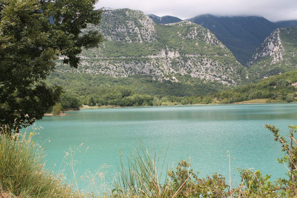 lago di Castel San Vincenzo, Molise
