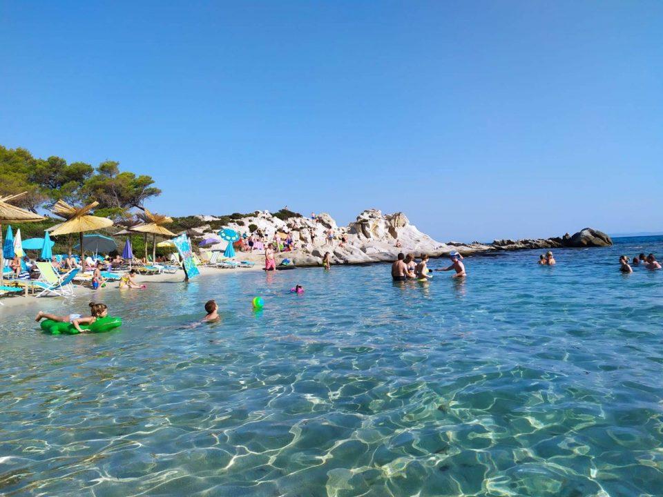 Mega Portokali Beach