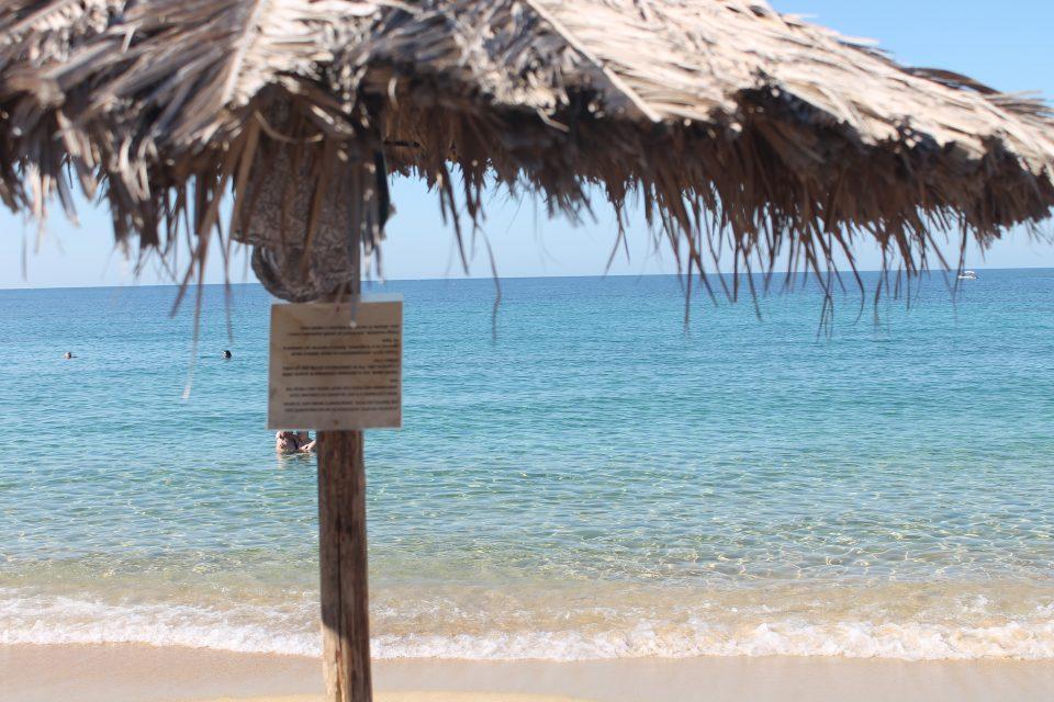 lithos beach, Penisola Calcidica