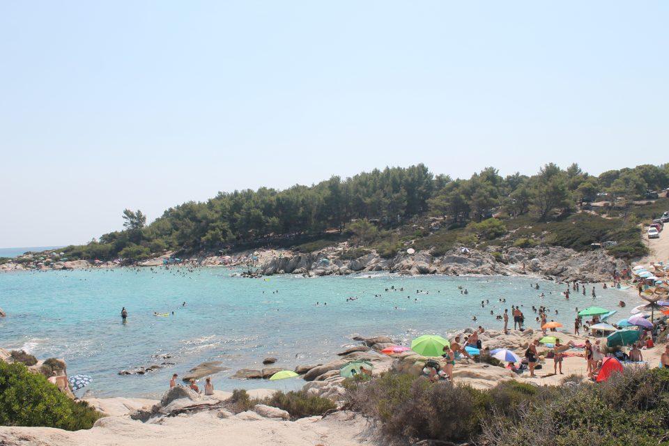 Mega Portokali Beach ph. @poshbackpackers