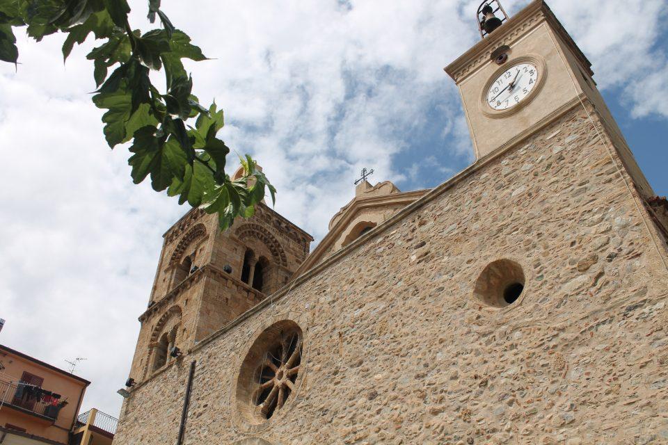 Chiesa Madre Assunzione della Beata Vergine, Rocca Imperiale