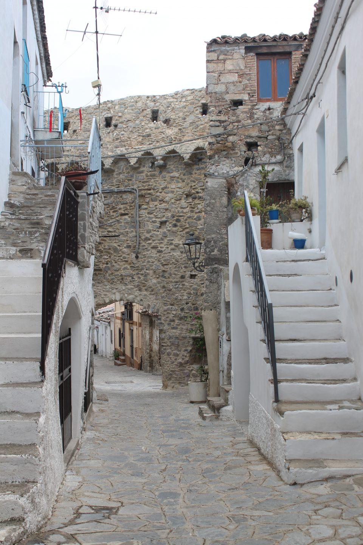 Roseto Capo Spulico  Calabria lungo la 106 Jonica