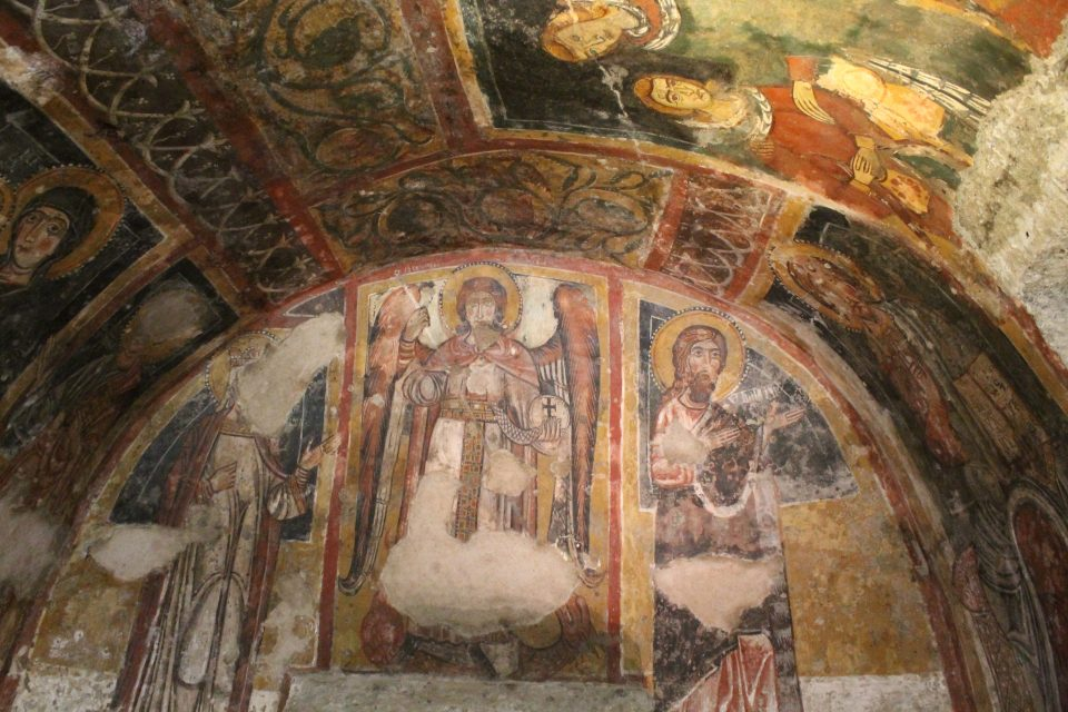 Chiesa Rupestre di Santa Margherita, Melfi - 6 giorni in Basilicata