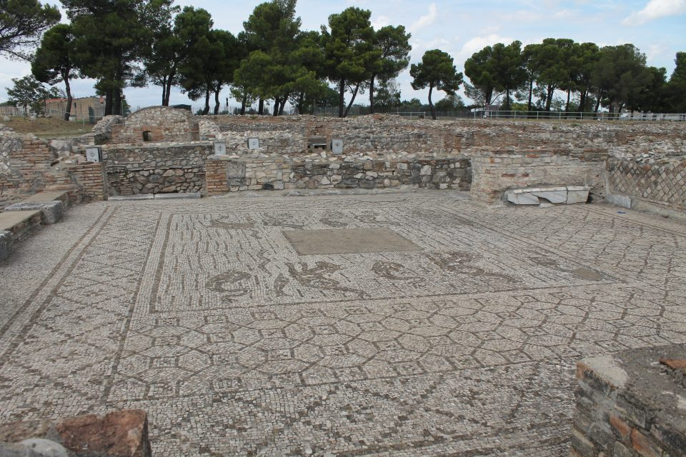 Scavi archeologici di Venosa