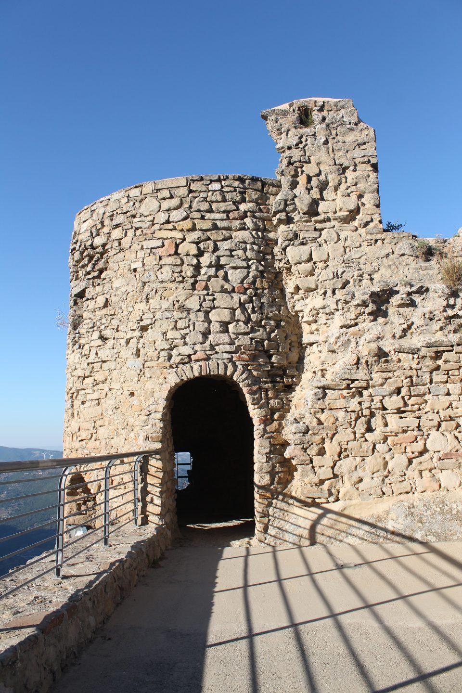 Castello di Pietrapertosa ph. @poshbackpackers