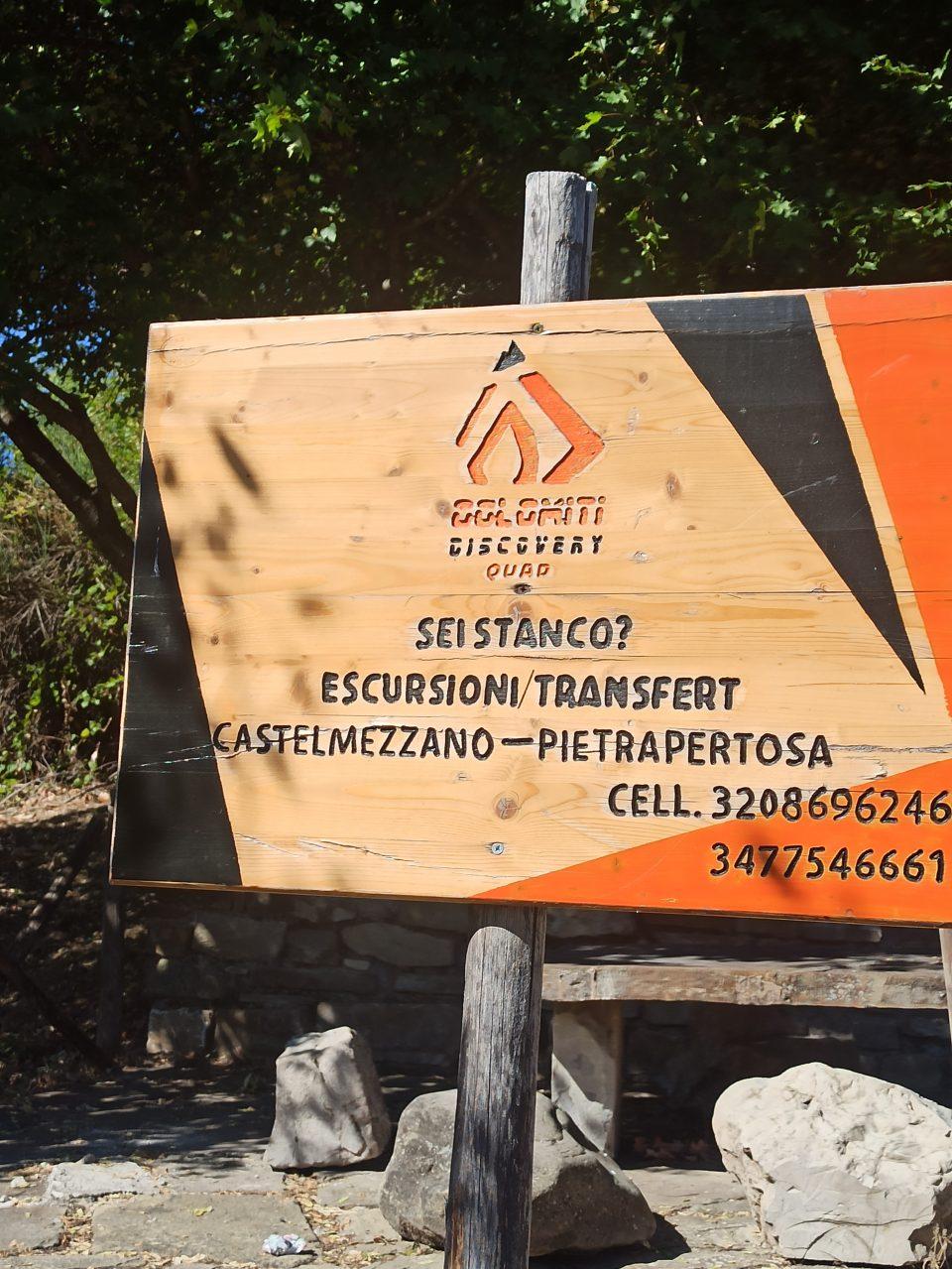 Transfert, Castelmezzano-Pietrapertosa @poshbackpackers