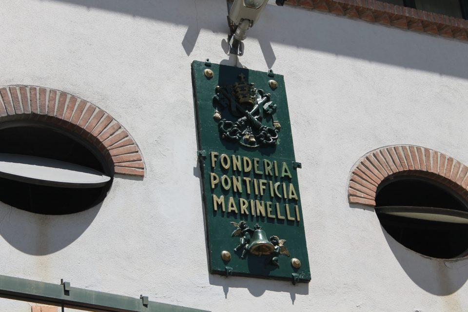 Agnone in Molise, il paese delle campane Fonderia Marinelli