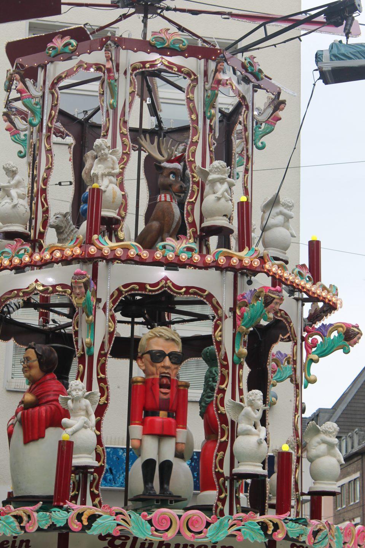 Mercatini natalizi, Dusseldorf ph. @poshbackpackers