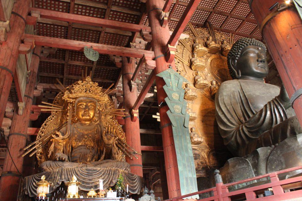 Grande Buddha Nara ph. @poshbackpackers