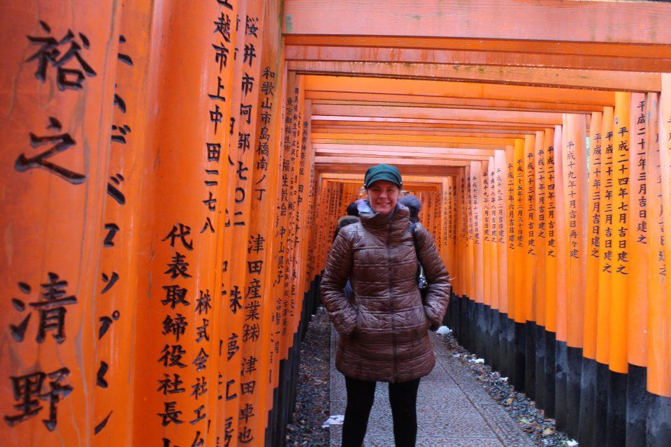 Fushimi Inari ph. @poshbackpackers