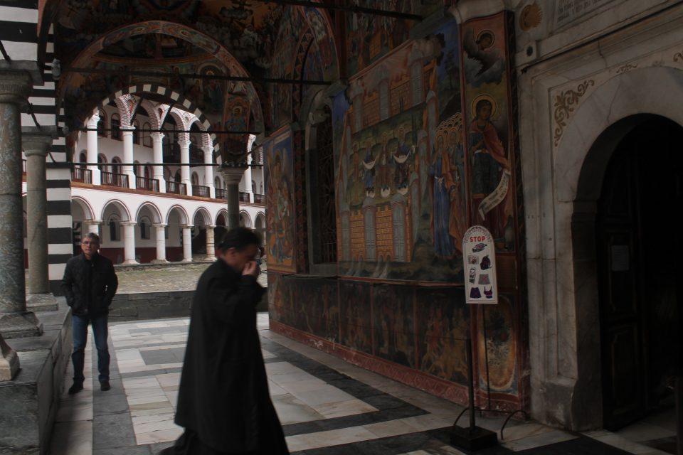 visitare il Monastero di Rila ph. @poshbackpackers