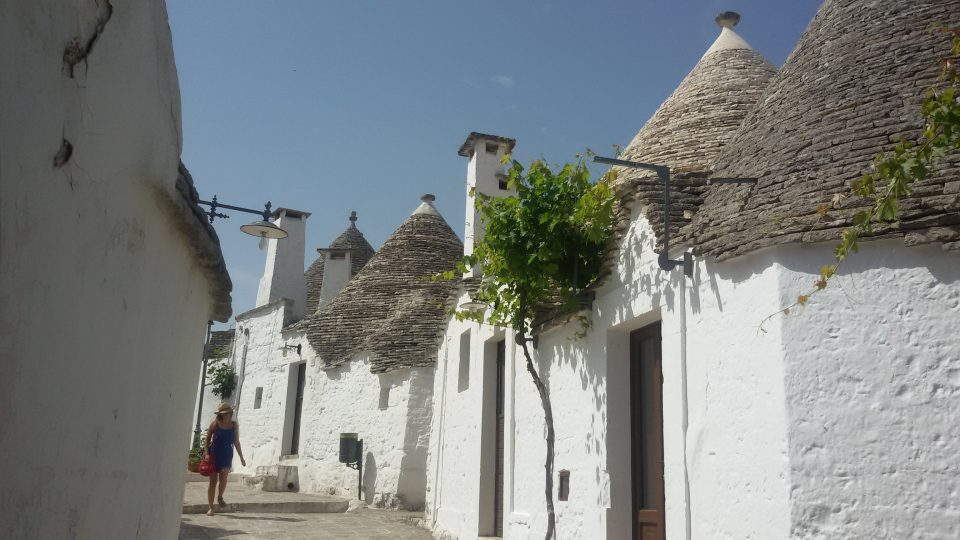 Alberobello, la capitale dei trulli ph. @poshbackpackers