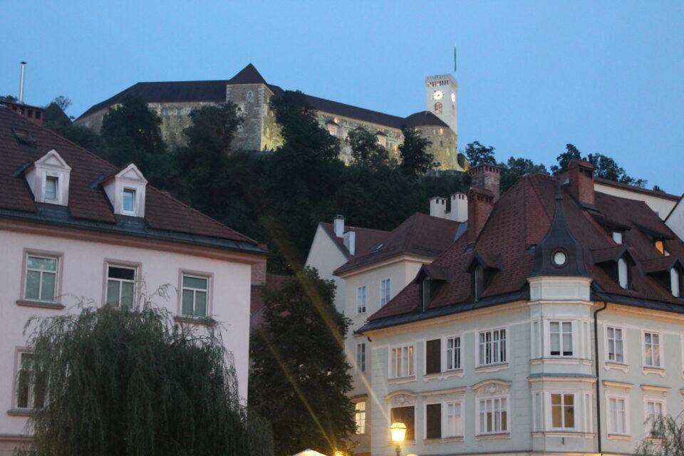 Castello di Lubiana - 3 giorni in Slovenia