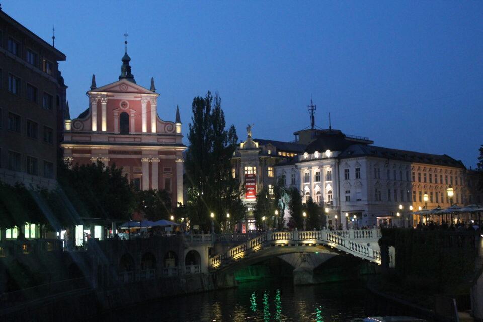Lubiana 3 Giorni in Slovenia