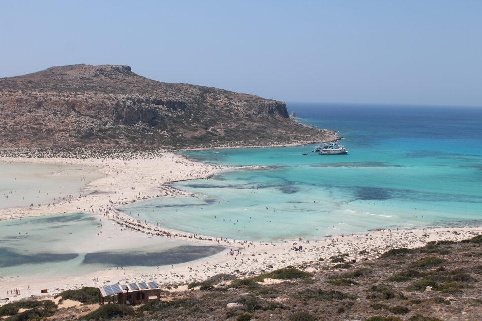 Balos Spiagge bellissime a Creta