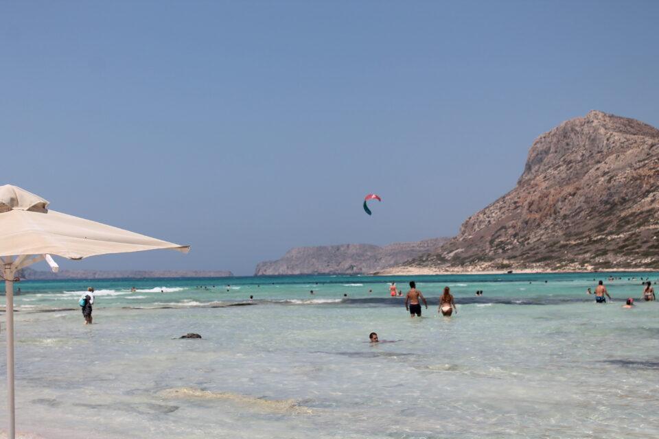 Spiagge bellissime a Creta Balos