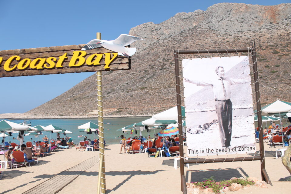 Stravos beach, Creta ph. @poshbackpackers
