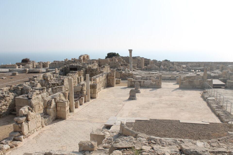 Kourion - una settimana a Cipro