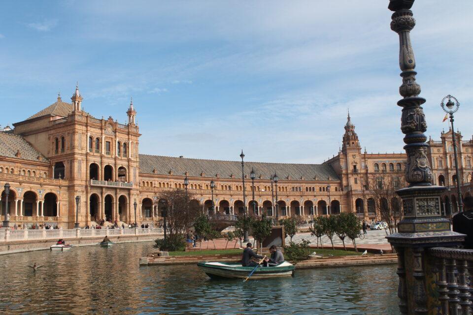 Plaza de Espana - un weekend a Siviglia