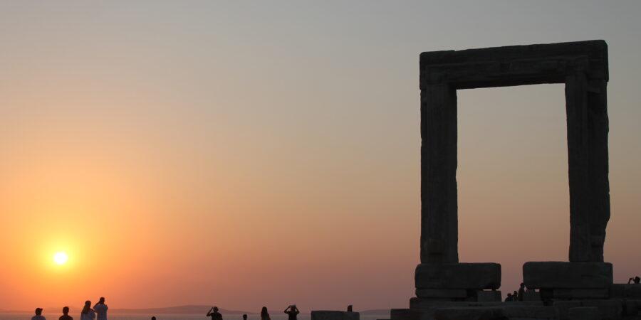 Naxos, portara