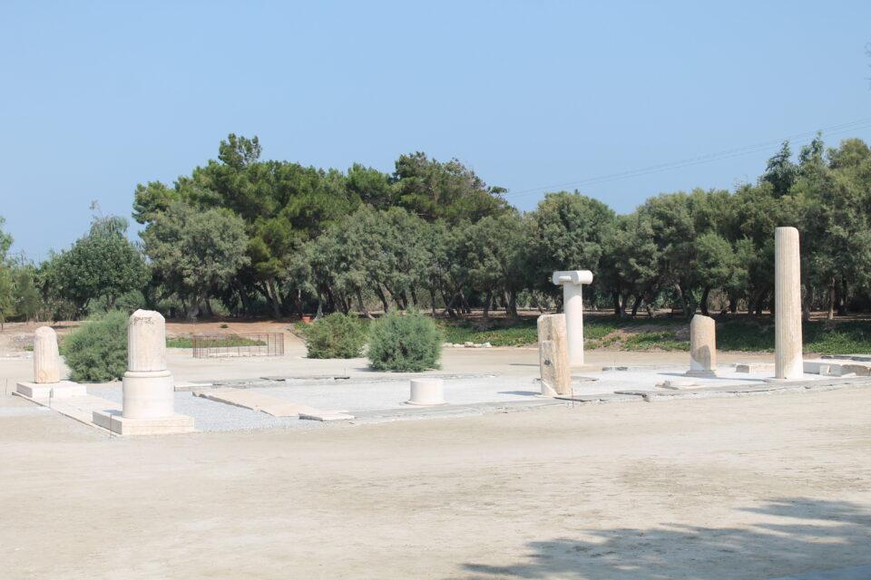 Tempio di Dionisio Naxos