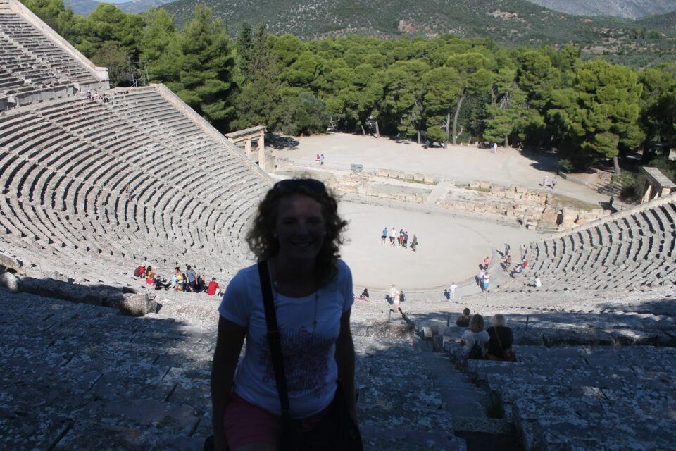 Teatro di Epidauro