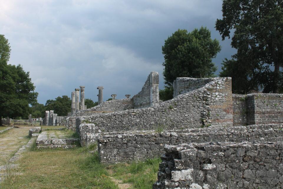 scavi di Sepino
