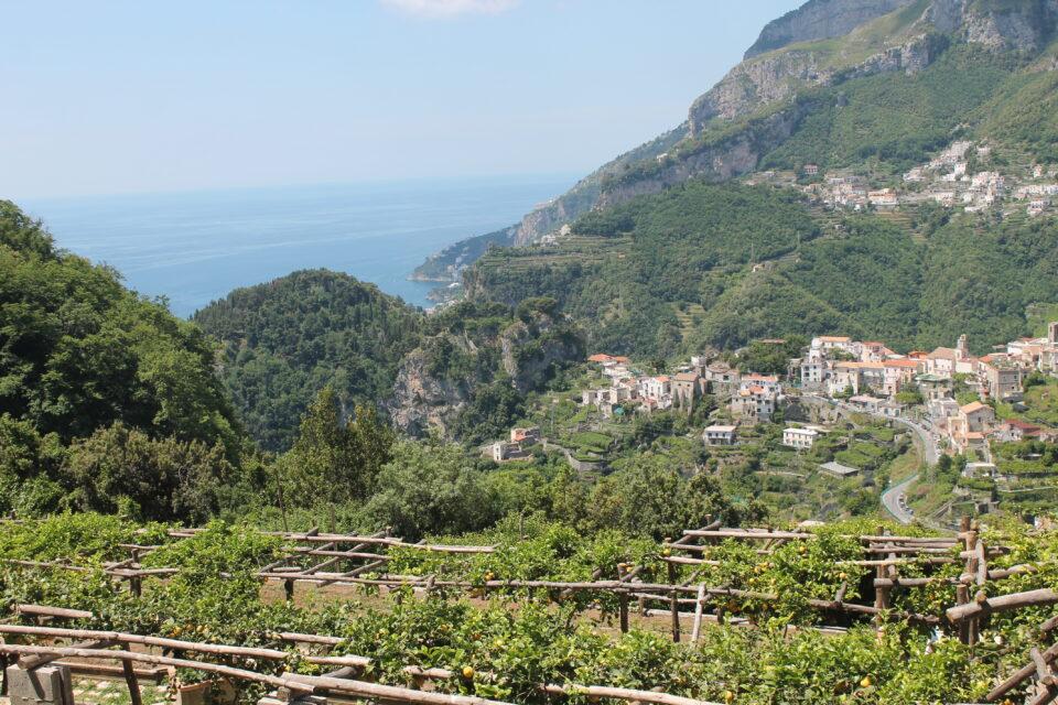 Vista da Ravello