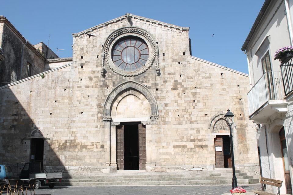 Duomo di Bovino - weekend in daunia