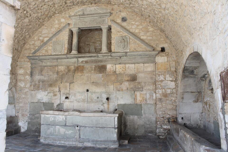 fontana Guevara, Orsara di Puglia