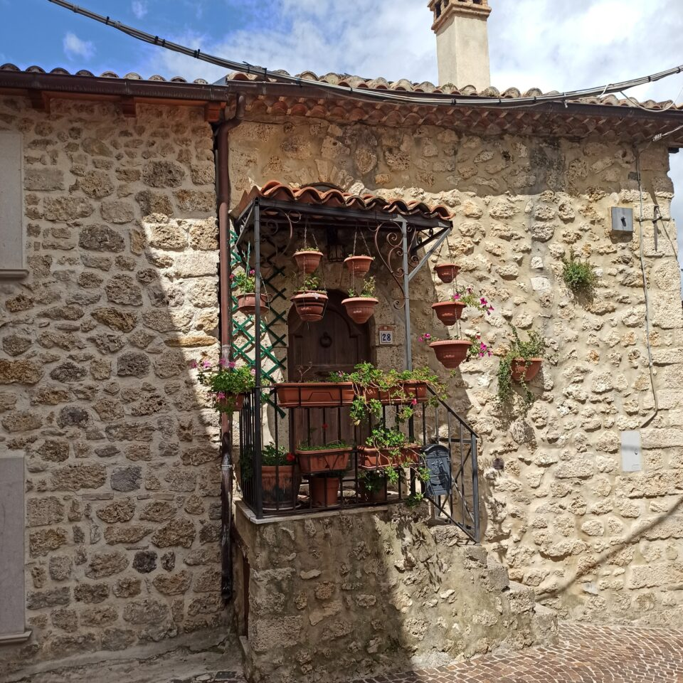 borghi da visitare in Molise Castel san Vincenzo