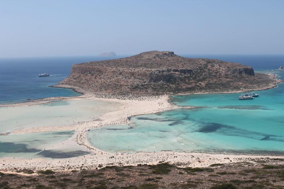 spiaggia di Balos Creta