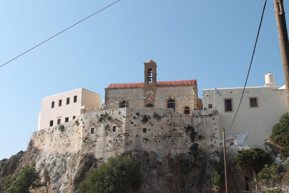 monastero Chrysoskalitissa