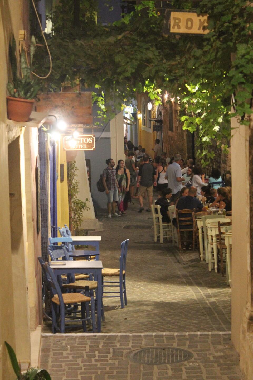 Chania, centro storico