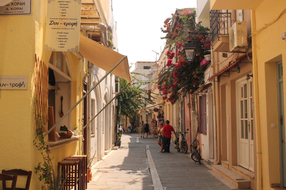 Retimno, Creta
