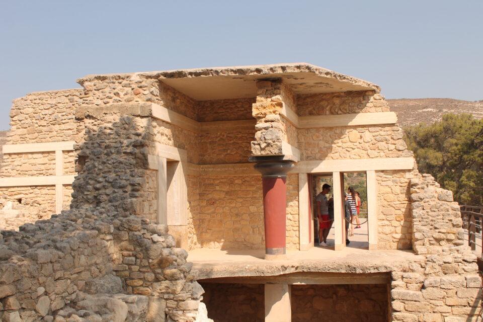 Knosso, Creta