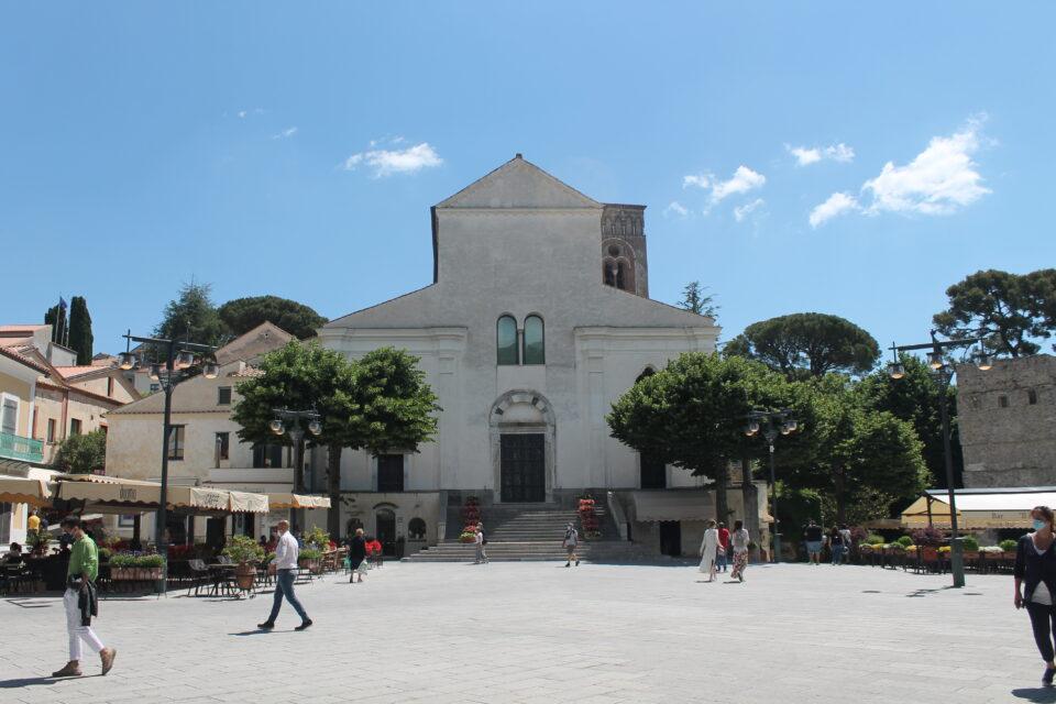 Piazza principale Ravello