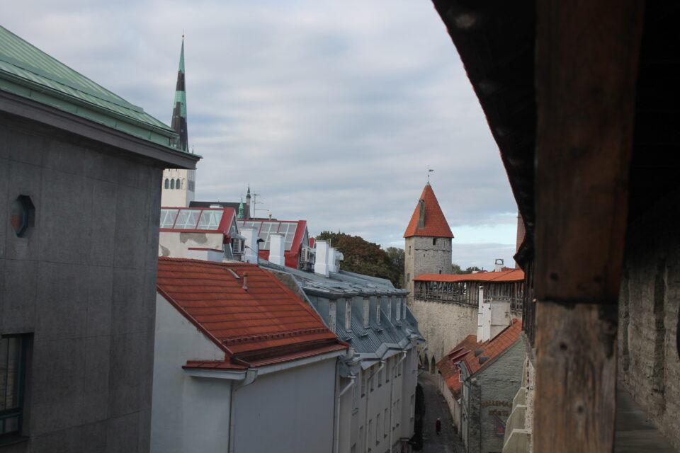 Camminamento delle mura - cosa fare a Tallinn