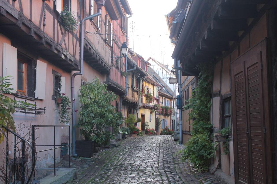 I paesi dell'Alsazia - dove andare in autunno