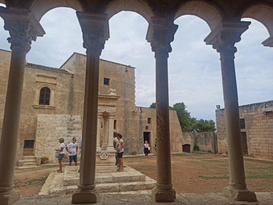 abbazia di cerrate